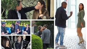 صور: بالدموع مشاجرات مشاهير هوليوود في الشارع.. أحدهم كاد يقتل زوجته