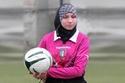 شهيدة الثقافي حكم مباريات كرة القدم