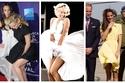 صور: ليست مارلين مونرو فحسب.. هؤلاء النجمات عانوا من الفستان الطائر 😉