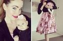 40 صورة أنيقة لأمهات ارتدين نفس ملابس بناتهن.. والنتيجة سحرية