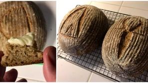 صور: لأول مرة.. رغيف خبز من خميرة فرعونية عمرها 4500 عام