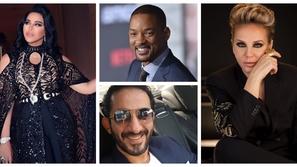 صور: في 2019.. نجوم ينضموا لنادي الـ50 عام الكثير من الأسماء صادمة