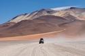الحدود الفاصلة بين بوليفيا وتشيلي