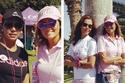 بشرى وإيمي ورانيا يوسف شاركن في سباق للمشي لجمع التبرعات ورفع التوعية