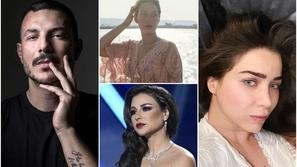 صور: مشاهير عرب يعانون من الاكتئاب.. رقم 18 ممثل وسيم خاف من الزواج