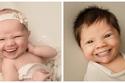 صور: ماذا لو أصبح للأطفال الرضع أسنان.. النتيجة قد تصيبك بالكوابيس 😂