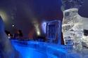 """مطعم """"Snow Village- قرية الثلج"""" في فنلندا"""