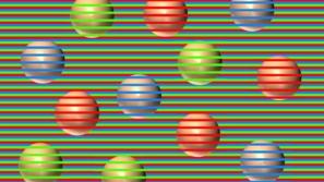 صور: وهم بصري مُربك.. كيف ترى لون هذه الدوائر؟