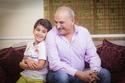 جمال سليمان وابنه     فارق 48 عام محمد