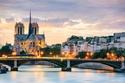 باريس ساعات من ضوء الشمس 16 ساعة و 10 دقائق