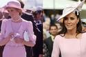 إطلالة تثبت أن كيت ميدلتون تقلد الأميرة ديانا