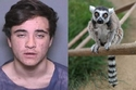 وتمكن من سرقة حيوان