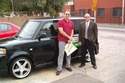 توم هانكس - Scion xB