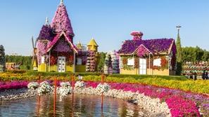 صور: قطعة من الجنة.. أجمل الحدائق حول العالم بعضها في دول عربية