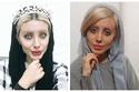 صور: اعتقال شبيهة أنجلينا جولي الإيرانية.. قائمة التهم ضدها مفاجأة