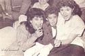 هيثم بين صابرين ووالدته هالة فؤاد في صورة نادرة