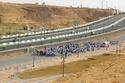 لقطات متنوعة من اليوم الوطني للمشي في السعودية