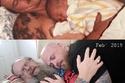 ابن يكرر الصور بعد 34 عام