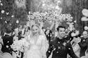 الصورة الوحيدة التي تم نشرها لحفل زفاف