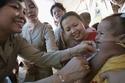 الأسر المسلمة ترفض اللقاح