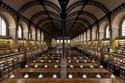 مكتبة Sainte-Geneviève ، باريس ، فرنسا