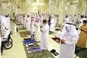 شهدوا ختم القرآن في هذه الليلة المباركة