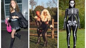 صور: مشاهير أتقنوا إطلالات الهالوين.. بعضها مضحك والآخر مخيف حقاً