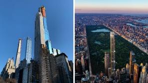 صور: أعلى برج سكني في العالم يقترب من الاكتمال.. هذه مميزاته