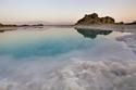 البحر الميت - فلسطين والأردن