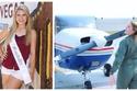 صور ذات جمال فريد وقلب طيب.. وفاة ملكة جمال أمريكية خلال قيادة طائرتها