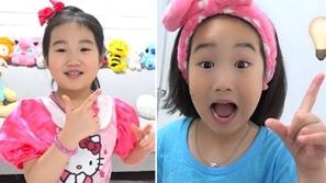 فيديو وصور: طفلة لم تتجاوز الـ6 أعوام ودخلها الشهري 3 مليون دولار!