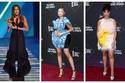 إطلالات بشعة للنجمات في People's Choice Awards مظهر كيم كارداشيان غريب