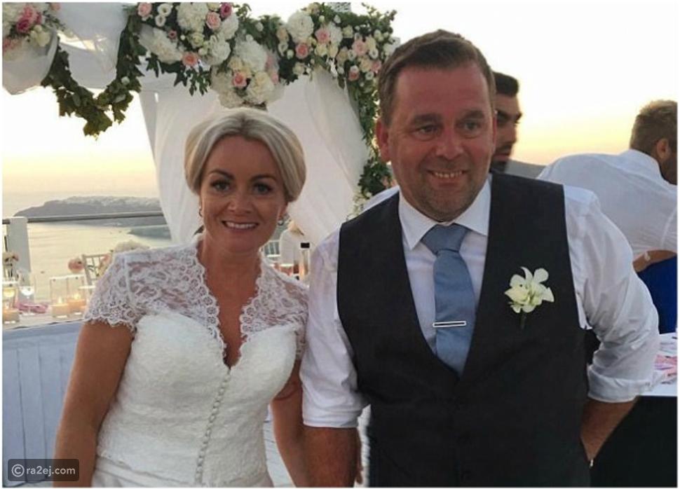 شاهد بالصور.. رد فعل عروس فوجئت بأن حفل زفافها بعد أقل من 24 ساعة