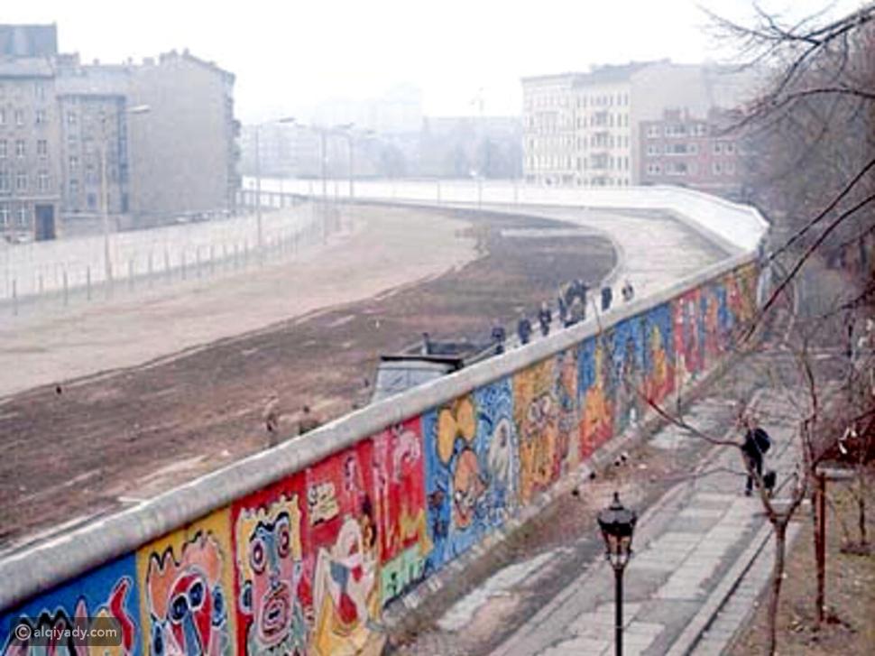 تعرف كيف تحتفل ألمانيا بالذكرى الـ30 لسقوط سور برلين