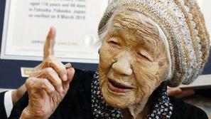 المرأة الخارقة .. غلبت السرطان ودخلت جينيس كأكبر معمرة على كوكب الأرض
