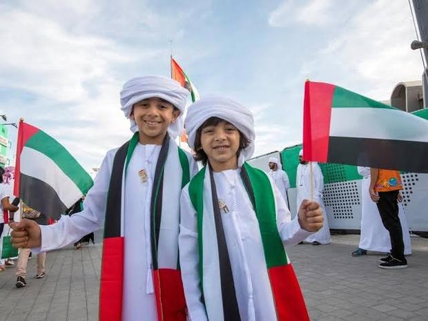 في اليوم الوطني الإماراتي: كيف تنمين مشاعر الوطنية لدى طفلك؟