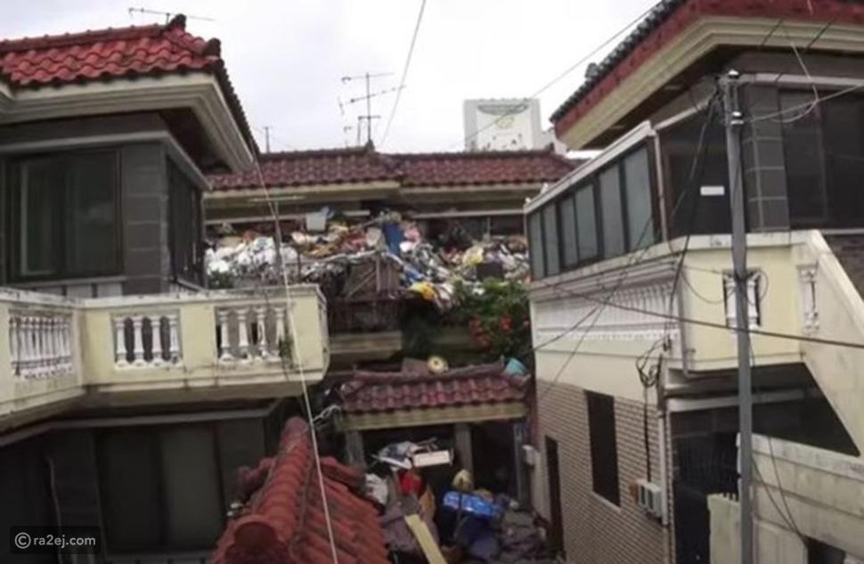 أب يكتنز أطنان من القمامة لمدة 10 سنوات كمهر لابنه