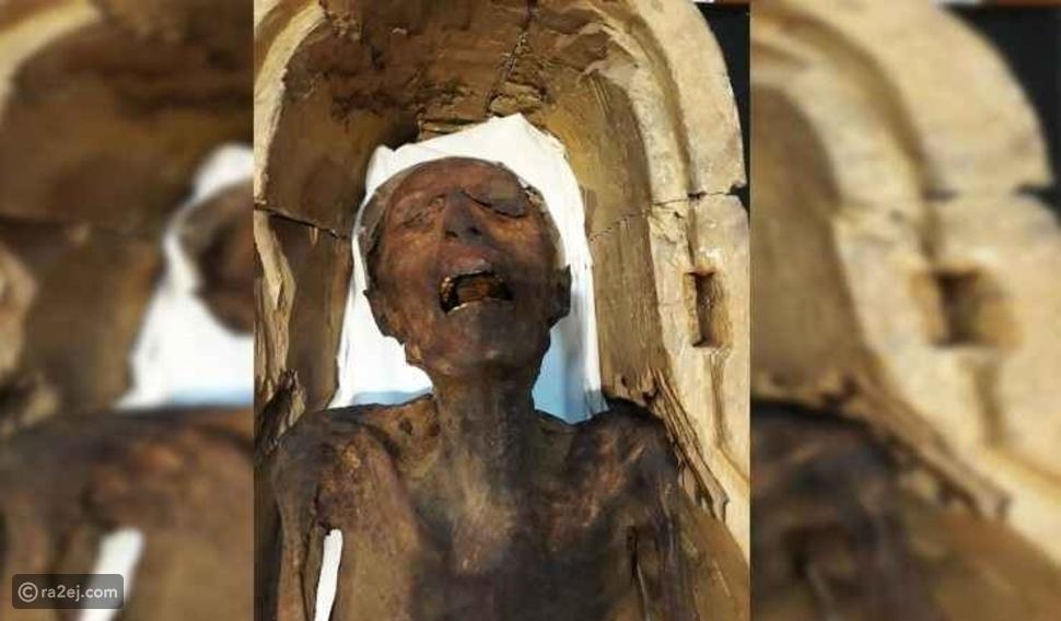 قصة المومياء الصارخة في مصر: حل لغز عمره 3000 عام لأول مرة