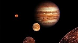 يمكن مشاهدته بالعين المجردة.. كوكب المشترى في أقرب نقطة من الأرض