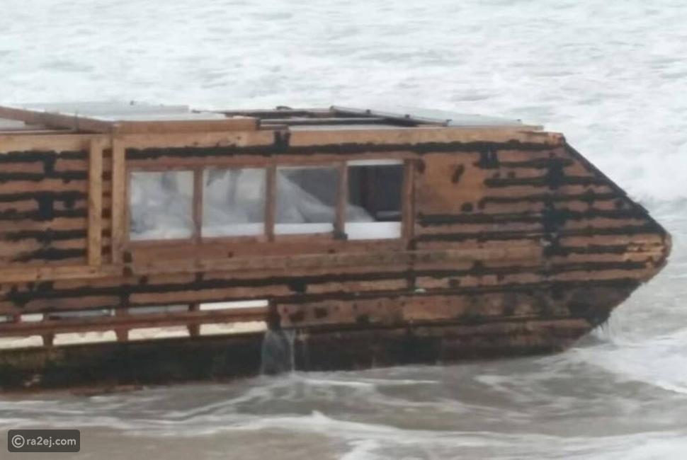 بعد مرور 3 سنوات على اكتشافه حل لغز القارب الخشبي المهجور