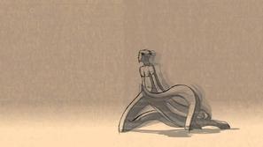 الرسوم المتحركة الجميلة (رقصة ابداعية)