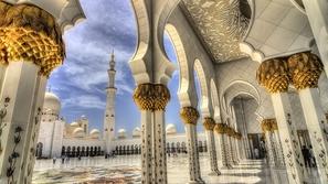 5 مساجد يجب أن لاتفوت زيارتها في الإمارات العربية المتحدة