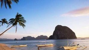 جزيرة فلبينية تنال لقب أجمل البقاع في العالم