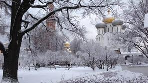 بالصور: تعرف على الشتاء الحقيقي في روسيا