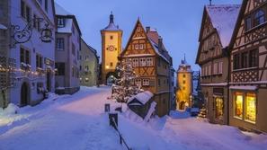 30 صورة لأجمل المدن في فصل الشتاء