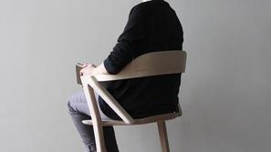بالصور : مصمم فرنسي يخترع كرسي يقي من الأمراض المزمنة