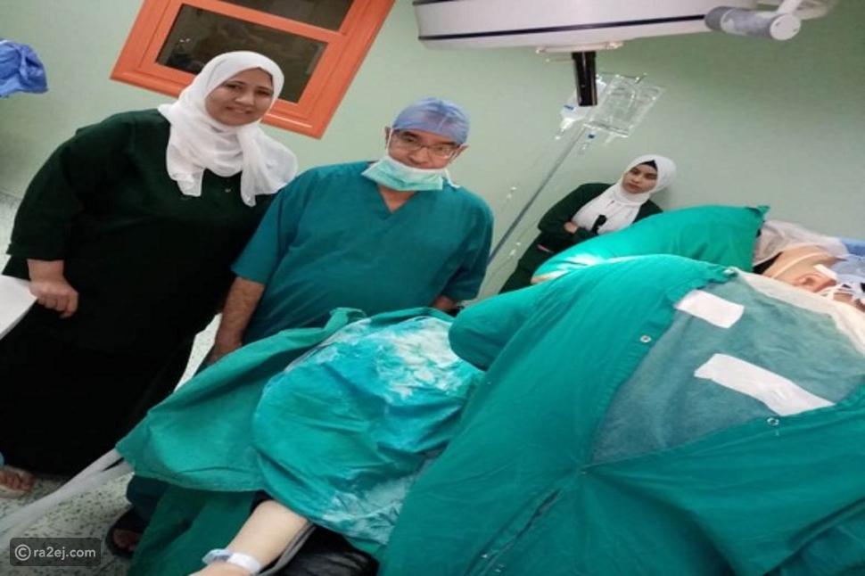 ما وجده الأطباء داخل رحم سيدة مصرية كان غير متوقع: شاهد الصور واحكم