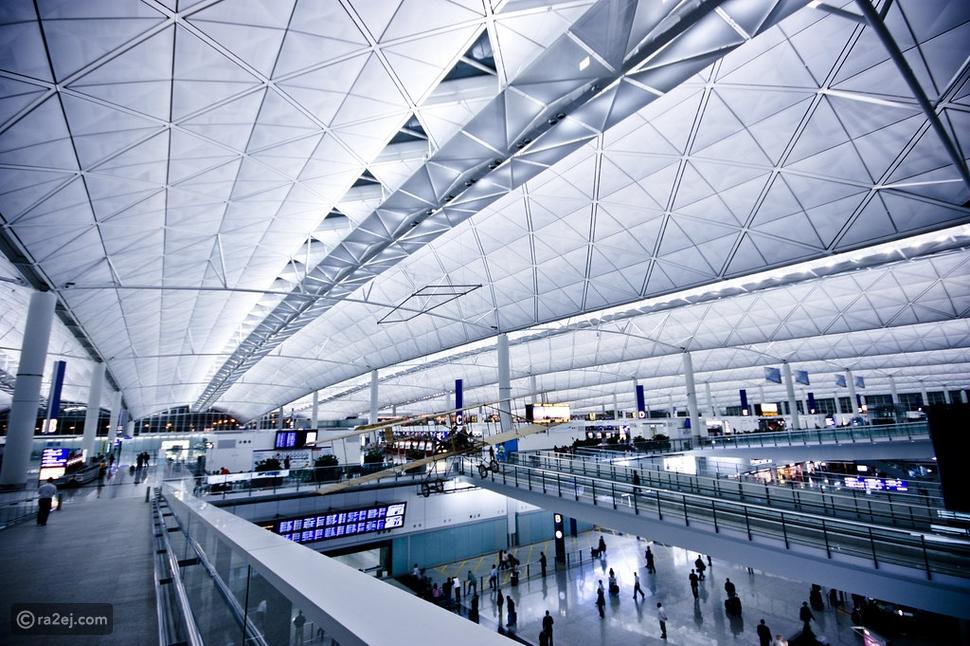 أفضل مطارات في العالم: من بينهم دولة عربية