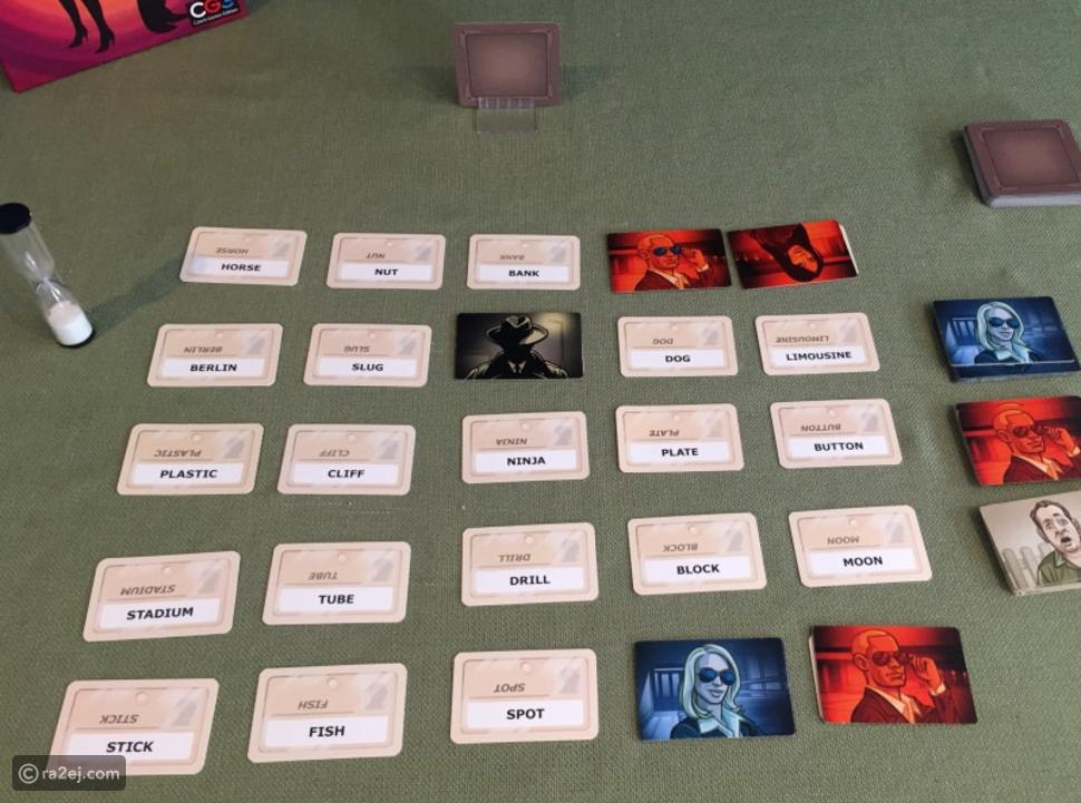 لعبة Codenames: القواعد وطريقة اللعب