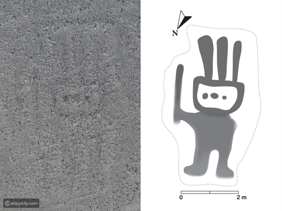 صور: اكتشاف نقوش لوحوش في صحراء بيرو.. ما تفسيرها؟